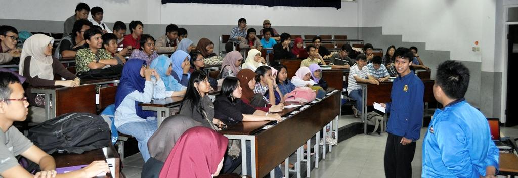 Pengenalan Program Studi Sarjana untuk Mahasiswa TPB FMIPA ITB