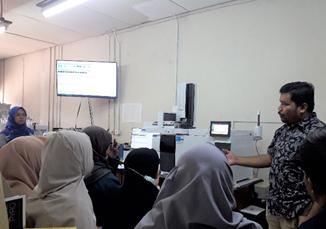 Peningkatan Kemampuan Analisis Melalui Workshop Instrumentasi Kimia Analitik 2020